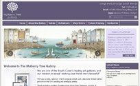 The Mulberry Tree Art Gallery, Swanage